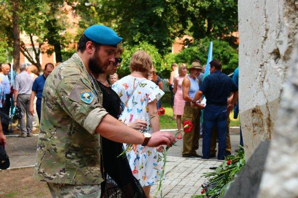 2 августа - День Воздушно-десантных войск (текст+фоторепортаж)