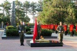 Поздравление Президента ПМР c 77-ой годовщиной освобождения г. Бендеры от немецко-румынских захватчиков 23 августа 2021