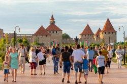 В Бендерскую крепость завтра приедут российские артисты