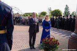 В Бендерах прошел фестиваль, посвящённый Дню памяти Александра Невского