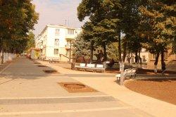 В Бендерах продолжается масштабная реконструкция центра города