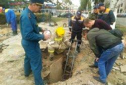 В центре Бендер обнаружили старинное подземное сооружение