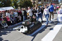 В Бендерах 9 октября пройдет парад колясок