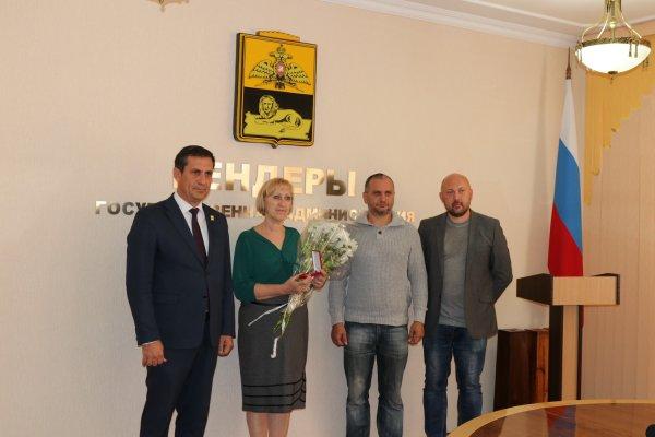 В Бендерах нашли утерянную медаль «За отвагу» Игната Кузнецова