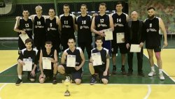 Бендерские баскетболисты – обладатели кубка Приднестровья