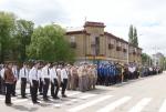 В Бендерах наградили призеров городского тура военно-спортивной игры «Юный патриот Приднестровья»