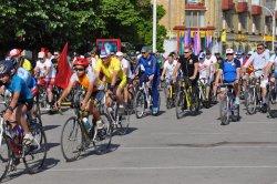 В Бендерах состоялся традиционный велопробег ко Дню Великой Победы