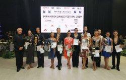 Бендерские бальники стали лучшими на Международном фестивале в Болгарии